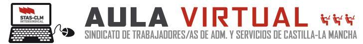 Aula Virtual de STAS-CLM